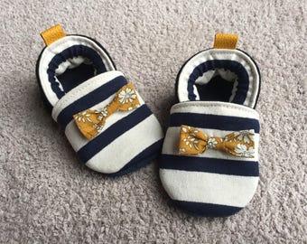 Baby sailor and liberty
