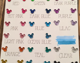 Minnie Mouse earrings ~Disney~ Disneyland~ girls earrings~ kids earrings~ toddler earrings~ Disney vacation~ Disney Inspired Earrings