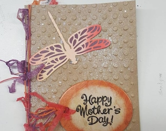 Dotty Mother's Day Card