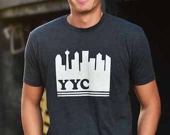 Calgary YYC T-Shirt