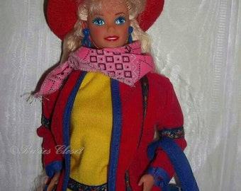 1990 Benetton Barbie