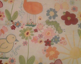 Alexander Henry Fabric Alphonse and Mona  Fabric 2 Yards Cotton