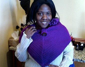 Crochet!--Fashion Cowl