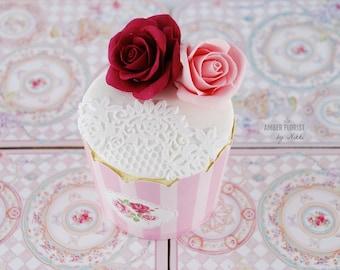 Fake Cupcake Home decor Realistic Cupcake Forever cupcakes Faux Cupcake Kitchen Decor ,Display Cupcake,display food,home staging ,home decor