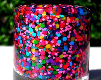 Matte About You handmade artisan nail polish