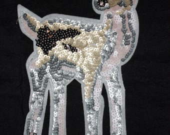 Patch fusible Fawn Bambi Fawn