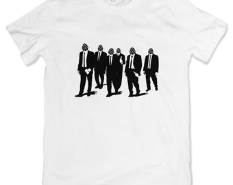 Reservoir Hops Pub Crawl Craft Beer T-Shirt