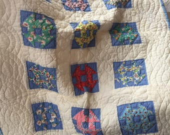 Little Boy Blue Quilt