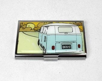 Van Business Card Case