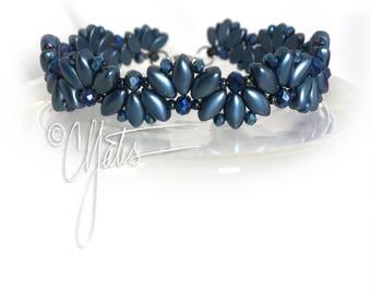 June teal bracelet
