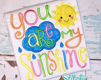 You are My Sunshine Bubble, Tee, Gown, or Bodysuit