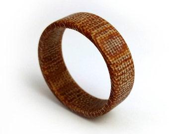 Mahogany Wood Ring, Grand Junction Guy, Handmade Ring, Wedding Band, Engagement Band, Ring for Men, Women's Ring, Jewelry, Handmade Etsy
