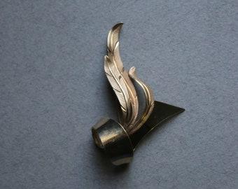 Danecraft 12 Karat Gold-Filled Brooch