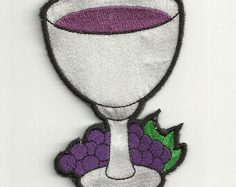 Wine Patch! Custom Made! AP120