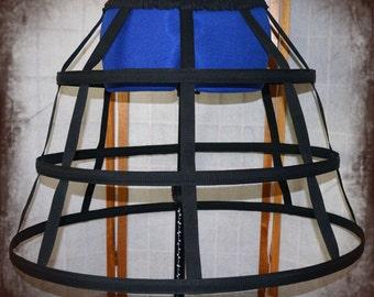 Basic 3 hoop cage skirt