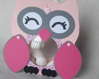Containing sweets OWL plexi