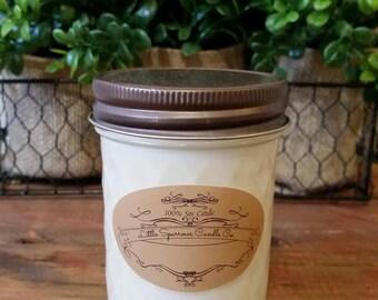 Mint Mojito Soy Candle-8oz-12oz