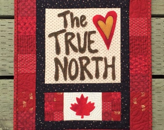 The True North pattern