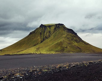 Mountain on Laugavegur - Iceland - Download