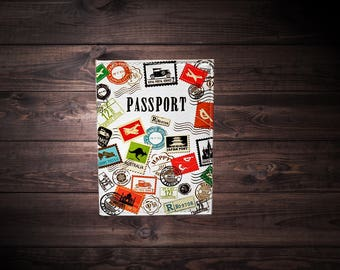 Travel Passport Case Leather Passport Cover Passport Cover Passport Holder ID Wallet Passport Wallet Passport Protector Travel Accessories