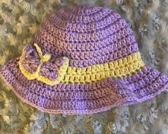 Baby Sun Hat/Sun Bonnet