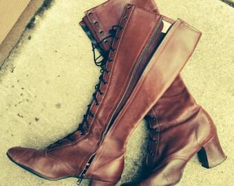 sbicca vintage  60's boots