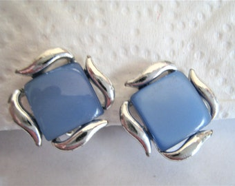 Thermoset Clip Earrings