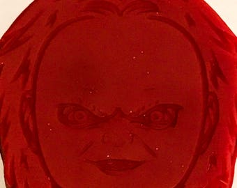 Chucky Child's Play- Juicy Apple Scented Soy Blend Wax Tart/Melt