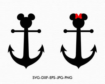 Gratifying image with regard to mickey anchor printable