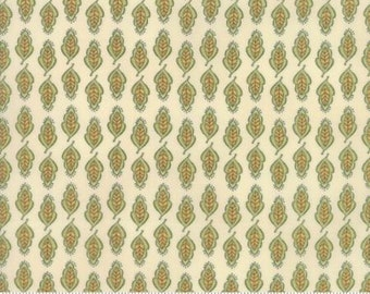 Garden Notes - Full Leaf Multi 609716 - 1 yd