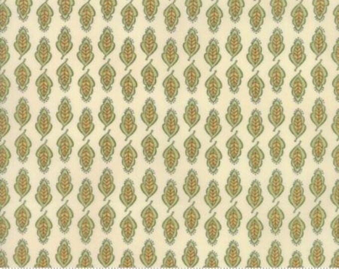 Garden Notes - Full Leaf Multi 609716 - 1 yd