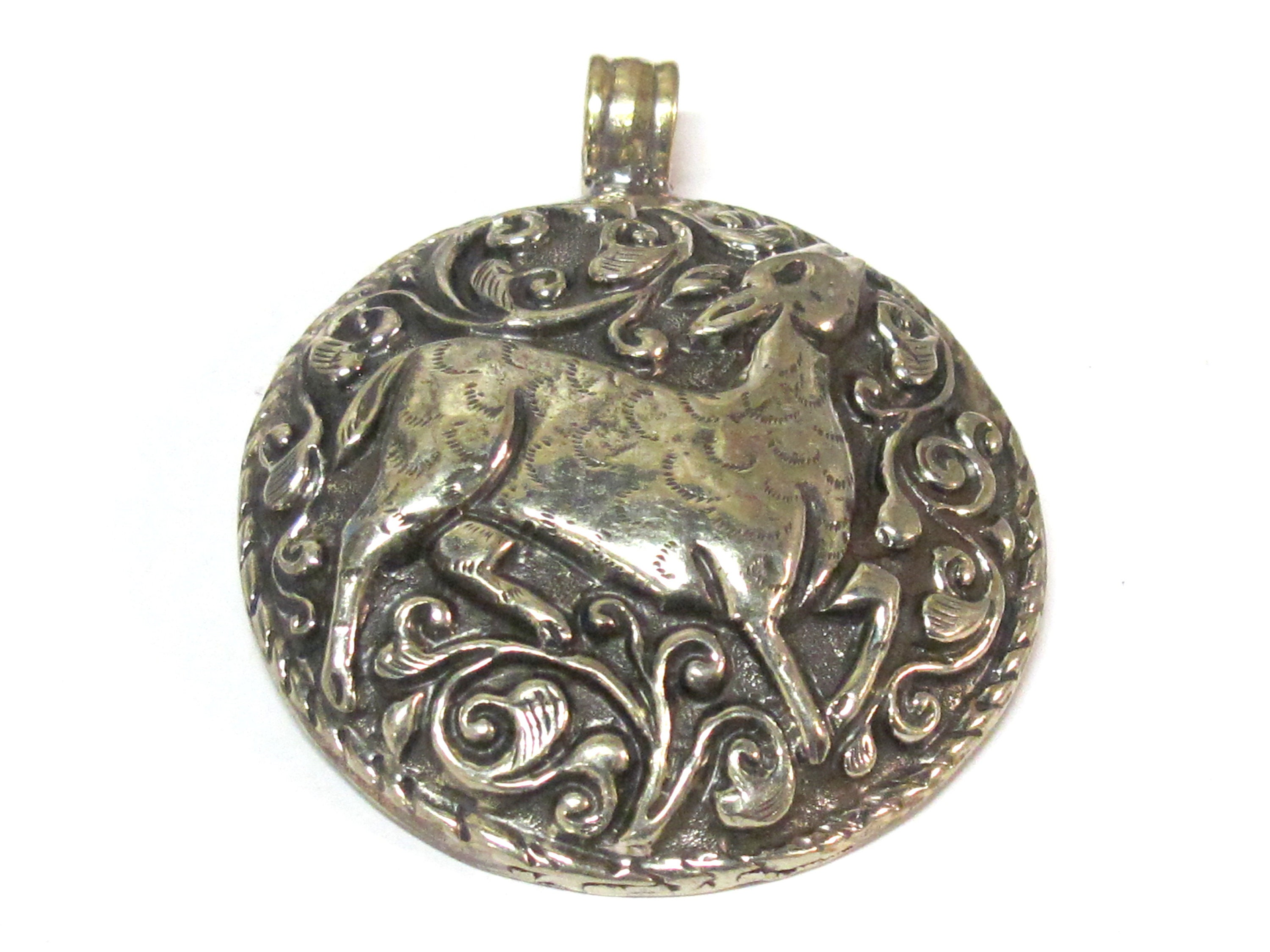 additional whittaker description product information jewellery selina october baby deer pendant handmade