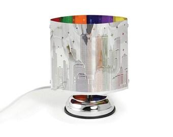 Electric City Lights Oil Burner