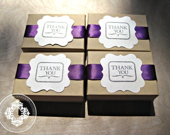 Specialty Thank you Gift Boxes, Children's gifts, bridesmaids, Custom Monogram, Personalized Gift,  Jewellery