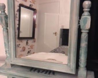 Vintage Tilted Mirror
