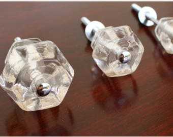 glass cabinet knobs. 1.5\ Glass Cabinet Knobs