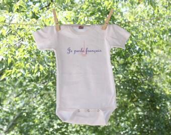 Je Parle Francais - Infant Bodysuit