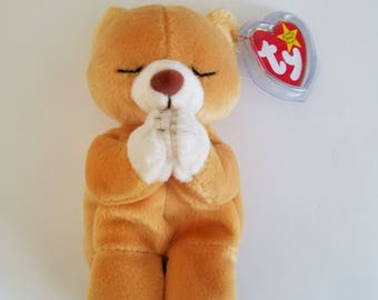 Ty Beanie Baby - HOPE (2 Tag Errors)