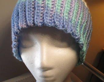 """23"""" Woman's Crochet Hat"""