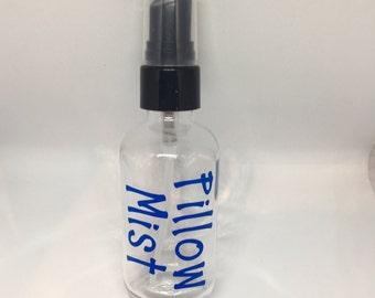 Pillow Mist 2oz Glass Spray Bottle - OilyKeiraB
