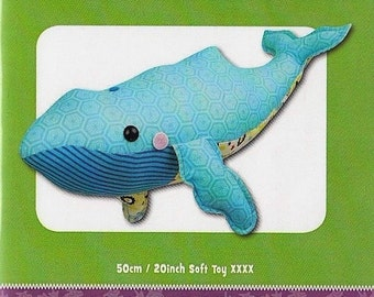 William Whale Sewing Pattern