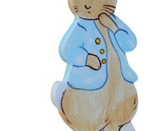 Peter Rabbit Doorstop