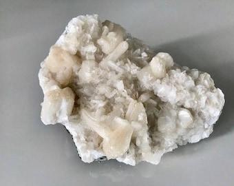 REDUCED* Large Natural Raw Quartz Crystal Cluster