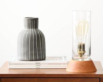 Halo Lantern- Table Lamp, Lighting, Modern Lighting, Desk Lamp