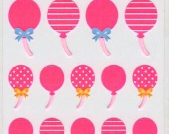 Balloon Stickers - Reflective Stickers - Mind Wave - Reference F131F379F546F841-42F1273F1568F1717F2430F2770A4093