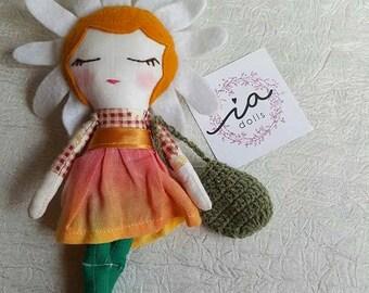 Fairy Flowers 20cm, 100% handmade