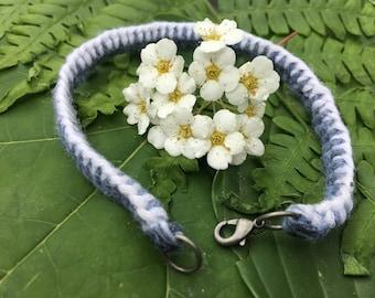 Yarn & Thread Bracelet