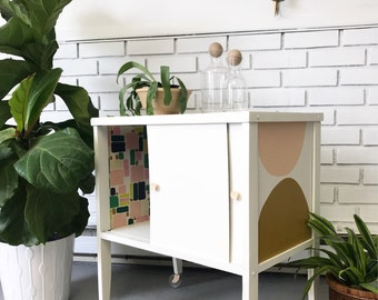 Rolling Storage Console