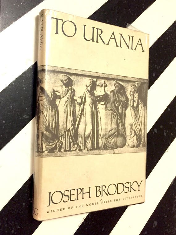 To Urania by Joseph Brodsky (1988) first edition book