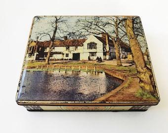 REDUCED Vintage 1960s Edward Sharp & Sons Maindstone Toffee Tin